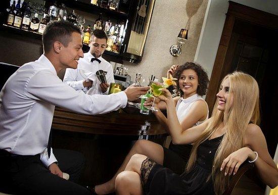 Piekary Slaskie, Polen: Bar/Lounge