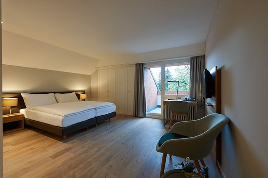 Volketswil, Swiss: Guest room