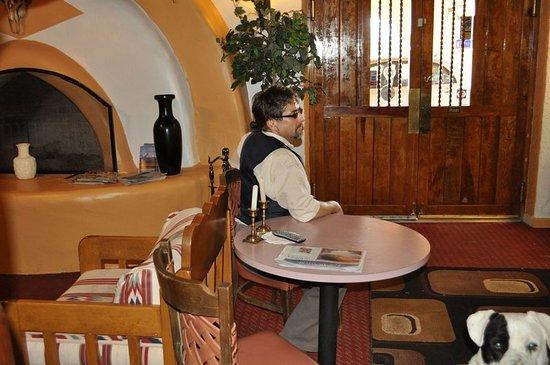 Walsenburg, CO: Bar/Lounge