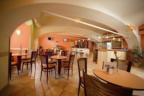 Oberwoelz Stadt, Austria: Bar/Lounge