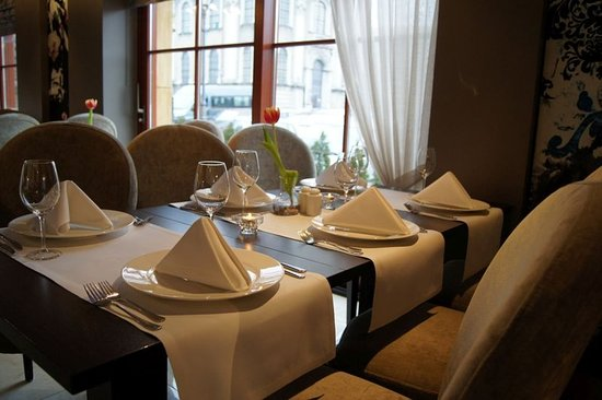 Brzeg, Polen: Restaurant