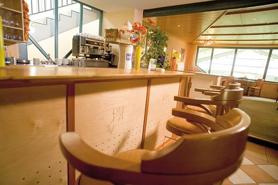 St. Sebastian, Austria: Bar/Lounge