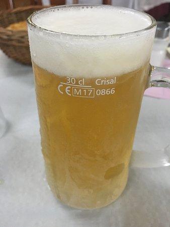 Algete, สเปน: Jarra de cerveza-04