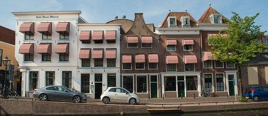 City Hotel Nieuw Minerva: Exterior