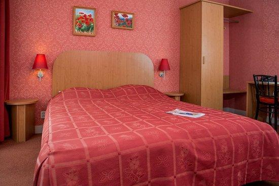 City Hotel Nieuw Minerva: Guest room