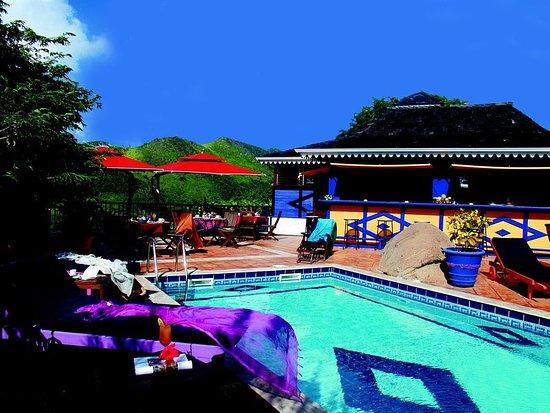 Anse Marcel, Saint-Martin / Sint Maarten: Pool