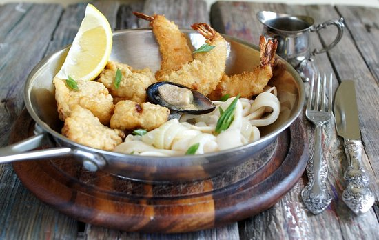 Yurga, Ρωσία: Рыбная сковорода