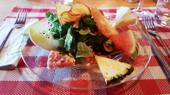 Sankt Stephan, Svizzera: Bunter Salat, Chemistube-style