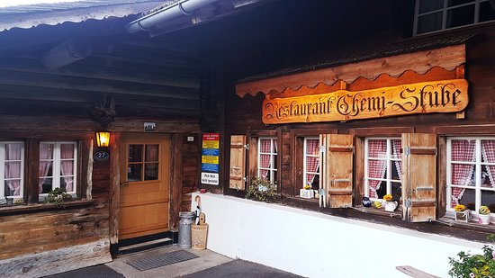 Sankt Stephan, Svizzera: Welcome @ Chemistube
