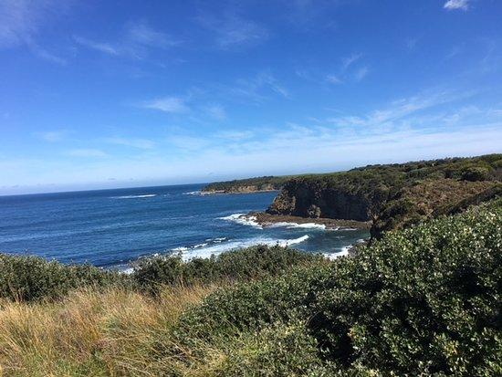 Cape Paterson, Australien: The coast