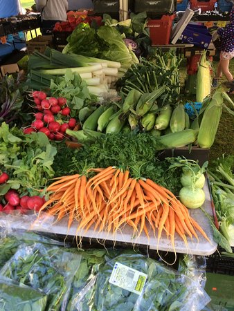 East Victoria Park, Australië: Fresh produce stall - 1