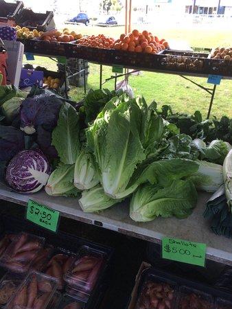 Vic Park Market: Fresh produce stall - 2