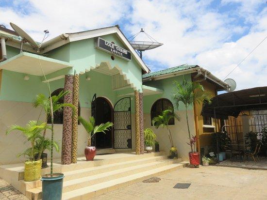 Mtwara, Tanzânia: 正面入り口