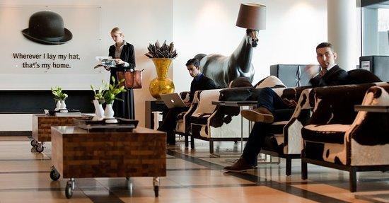Nootdorp, Нидерланды: Lobby