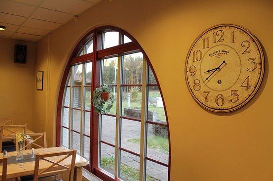 Amal, Swedia: Meeting room