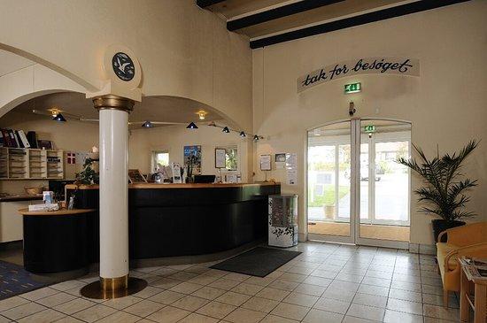 Hotel Limfjorden : Lobby