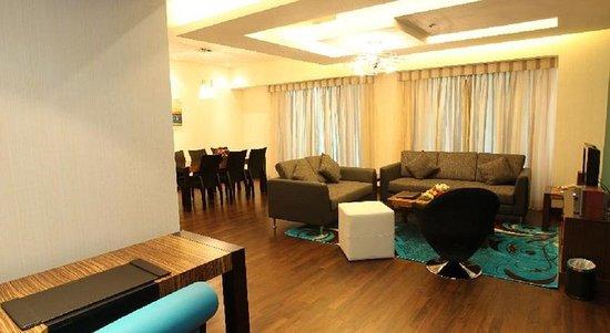 سيتي بريميير للشقق الفندقية: Guest room