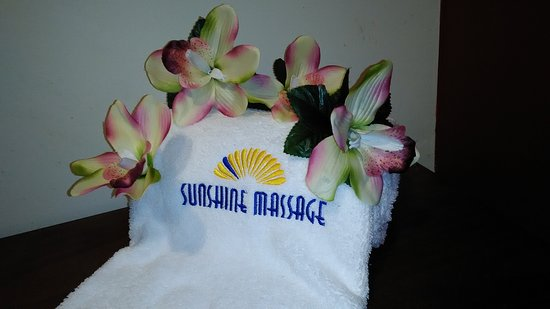 Sunshine Massage