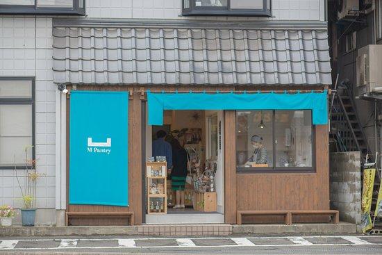 Matsushima-machi, Jepang: 食のセレクトショップ「M Pantry」