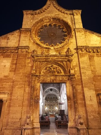 Manduria, Italie : Chiesa della Santissima Trinita