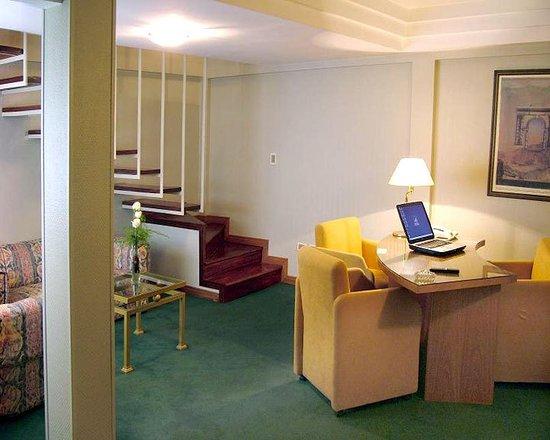 호텔 솔란스 프레지덴테