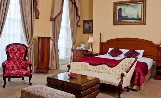 Beresford Hotel: Guest room