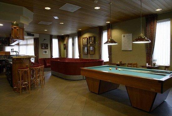 Ossendrecht, هولندا: Bar/Lounge