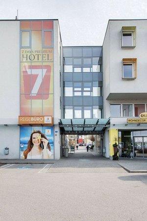 Ansfelden, النمسا: Exterior