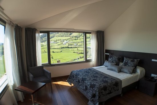Tineo, Spain: Guest room