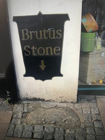 The Brutus Stone