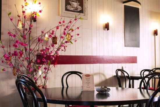 Cudrefin, สวิตเซอร์แลนด์: Le Santy's vous propose une cuisine traditionnelle et asiatique