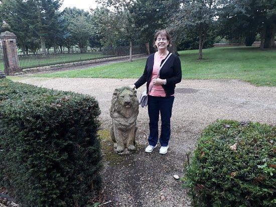 Stoke Holy Cross, UK: Near the golf course