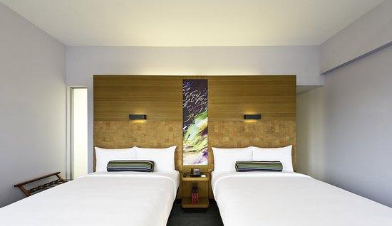 Aloft Coimbatore Singanallur: Guest room