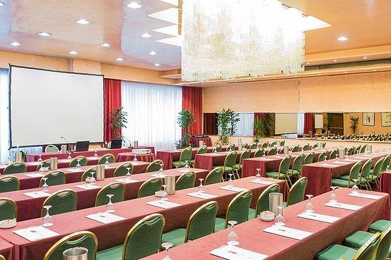 Michelangelo Hotel : Meeting room