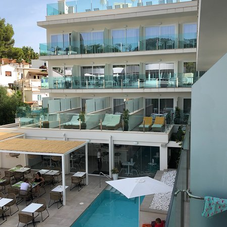 hot sale sleek huge inventory photo2.jpg - Picture of BQ Paguera Boutique Hotel, Peguera ...