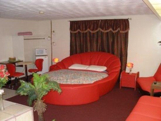Wheatfield, NY: Guest room