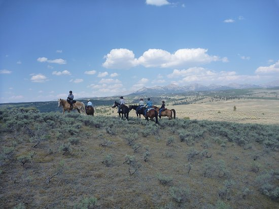 Big Piney, WY: Wide open spaces ...