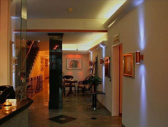 Birsfelden, สวิตเซอร์แลนด์: Lobby