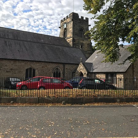 Ruabon, UK: St Mary's Shared Church