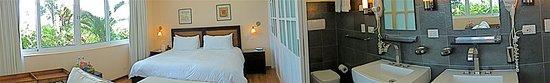 Gaia Hotel & Reserve: Guest room