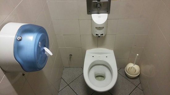 Cessalto, Italien: WC