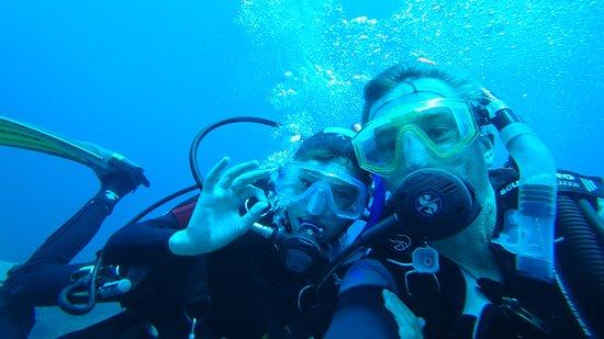 San Sebastián de la Gomera, Spanje: Tauchkurs Open Water Diver
