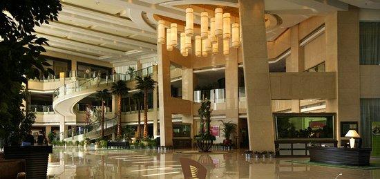 Shangyu, China: Lobby