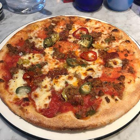 Photo5jpg Picture Of Pizza Express Prestwich Tripadvisor