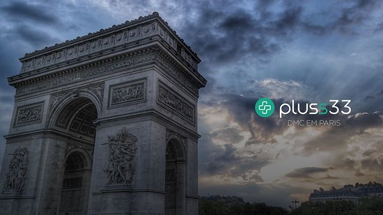 Pluss33 DMC em Paris