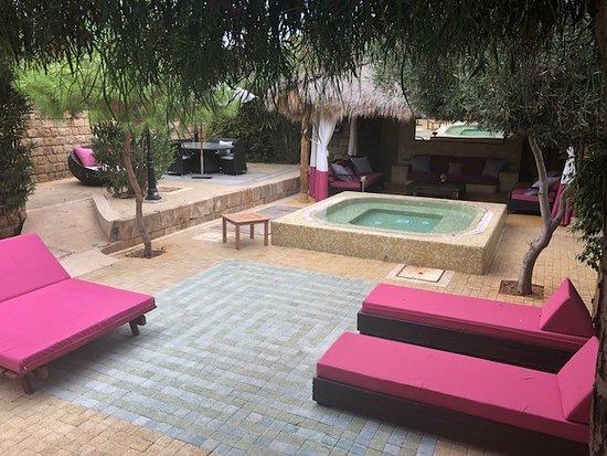 EddeSands Hotel & Wellness Resort: Cabanas