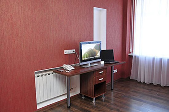 Ορενμπούργκ, Ρωσία: Guest room