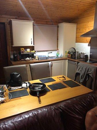 Llanidloes, UK: Kitchen