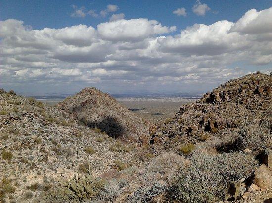 Waddell, AZ: Valley view