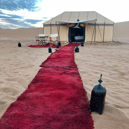 Nubia Luxury Camp Erg Chegaga Foto